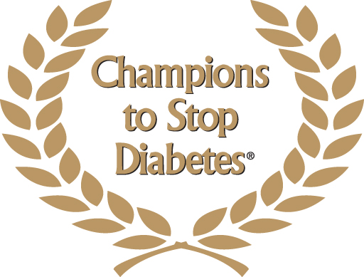 Champion to Stop Diabetes