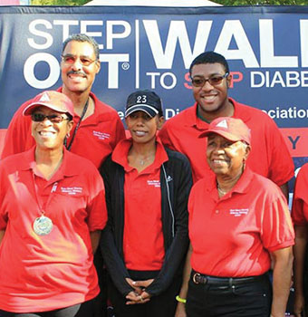 Team up to Stop Diabetes!
